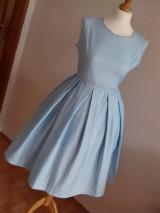Šaty - Retro šaty - 9360513_