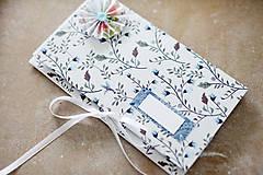 Papiernictvo - Scrapbook obálka na peniaze - 9364596_