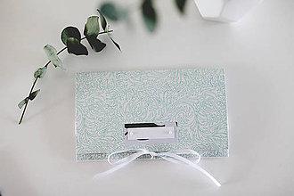 Papiernictvo - Scrapbook obálka na peniaze - 9364723_