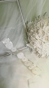 """Ozdoby do vlasov - Svadobny doplnok do vlasov - """"Cream soft touch"""" - 9369294_"""