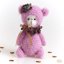 Hračky - -25% medvedík