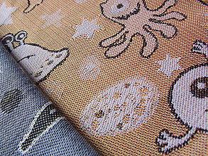Textil - Baby Monkey FunnyMonster - 9367280_