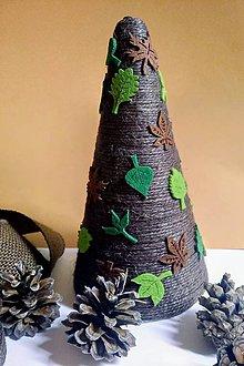 Dekorácie - Jesenný strom - 9367646_