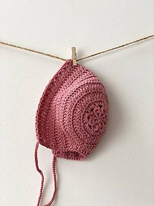 Detské čiapky - Čiapočka Puff / Puff Hat - 9367638_