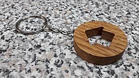 Kľúčenka - domček