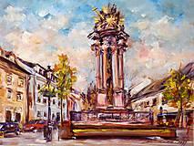 Obrazy - Banská Štiavnica II. - 9371564_