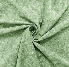 Textil - 053 Mikrofáza Vento X 101 zelená bledá (Vento X 73 olivová svetlá) - 9369491_