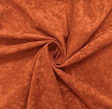 Textil - 053 Mikrofáza Vento X 101 zelená bledá (Vento X 18 oranžová) - 9371352_