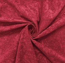 Textil - 053 Mikrofáza Vento X 101 zelená bledá (Vento X 6 červená) - 9371411_