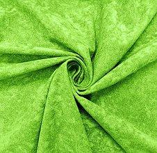 Textil - 053 Mikrofáza Vento X 101 zelená bledá - 9371430_