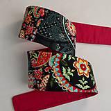 Opasky - Textilný opasok III. - 9372025_