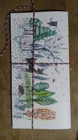 - V lese sa žije - pohľadnica - 7712171_
