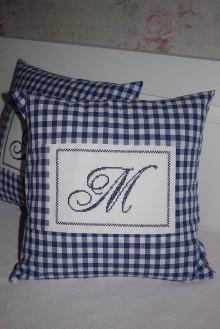 Úžitkový textil - POVLAK ...výšivka M - 9372018_