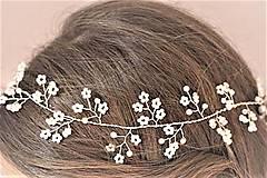Ozdoby do vlasov - Prvé sväté prijímanie-ozdoba do vlasov - 9372054_