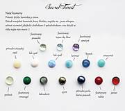 Prstene - Vetvičkový strieborný so smaragdom, pre princeznú - 9374576_