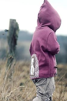 Detské oblečenie - Pro skřítčí holčičky - s laní a jelenem - 9373001_