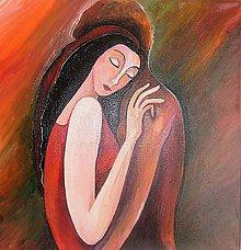 Obrazy - Obraz, Objatie, 30 x 30 cm - 9376540_