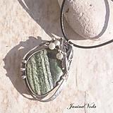 Náhrdelníky - LUKE náhrdelník ( serpentin ) - 9375100_