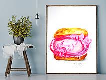 - Zmrzlinový sendvič (ilustrácia) - 9377464_