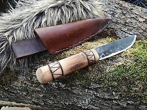 Nože - Nôž Leuku, malý - 9375216_