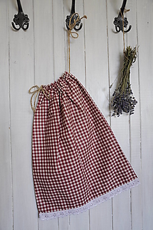 Úžitkový textil - Vrecko na bylinky - 9376279_