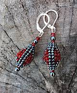 Sady šperkov - Rubínová panna - 9374879_