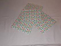 Hračky - Perinky pierkové, 50x24cm - 9374840_