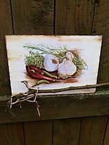 Tabuľky - Obrázky do kuchyne - 9375332_