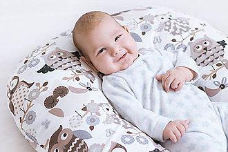 Detské doplnky - Polohovací vankúš - 9381160_