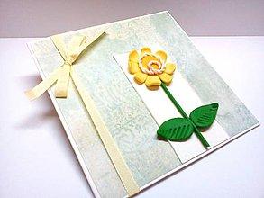 Papiernictvo - Pohľadnica ... Kúsok slnka - 9380414_