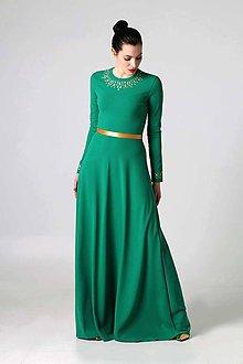 Šaty - Jewel Gold - 9380063_