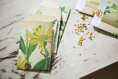 Papiernictvo - Papierové sáčky na semienka (do záhrady) - 9379790_