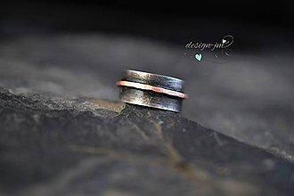 Prstene - Zdobený - 9380964_
