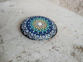 Dekorácie - Daj mi meno aké chceš - Na kameni maľované - 9380006_