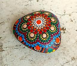 Dekorácie - CRAZY TIME :-) - Na kameni maľované - 9380172_