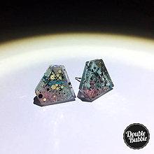 Náušnice - Diamantik - 9380632_