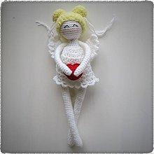 Hračky - ...anjelik...34cm - 9379820_