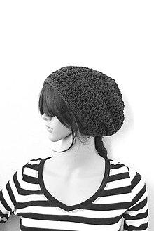 Čiapky - jarná čiapka... 100% natural... alpaka+vlna (farba podľa dohody) - 9383078_