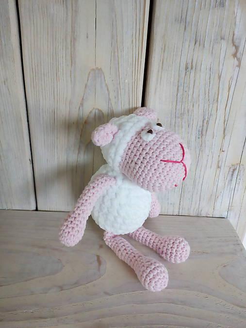 Marshmallow ovečka