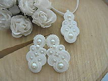 Sady šperkov - Soutache set Denisa - 9384520_
