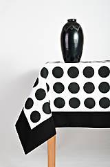 Úžitkový textil - Bodka stolovanie - 9385406_