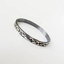 Prstene - MiniMe / Basic (Dragon skin) - 9384656_