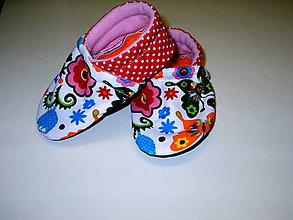 Topánočky - capačky - 9384827_