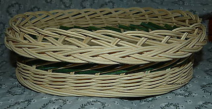 Košíky - Košík - levanduľa - 9388556_