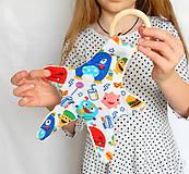 Detské doplnky - Hryzátko pre deti - Hviezda n.2 - 9387542_