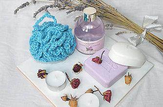 Úžitkový textil - Hubka na sprchovanie - 9389813_