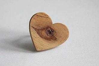 Prstene - Prstienok srdce - 9386555_