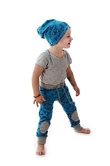 Detské oblečenie - Alex nohavice dino - 9386659_