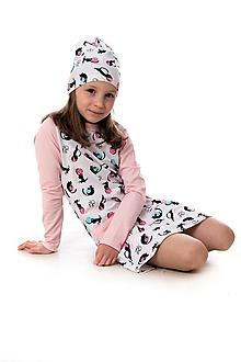 Detské oblečenie - Maia šaty cats - 9387286_