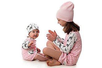 Detské oblečenie - Maia šaty jarné, letné (104-110) - 9387669_